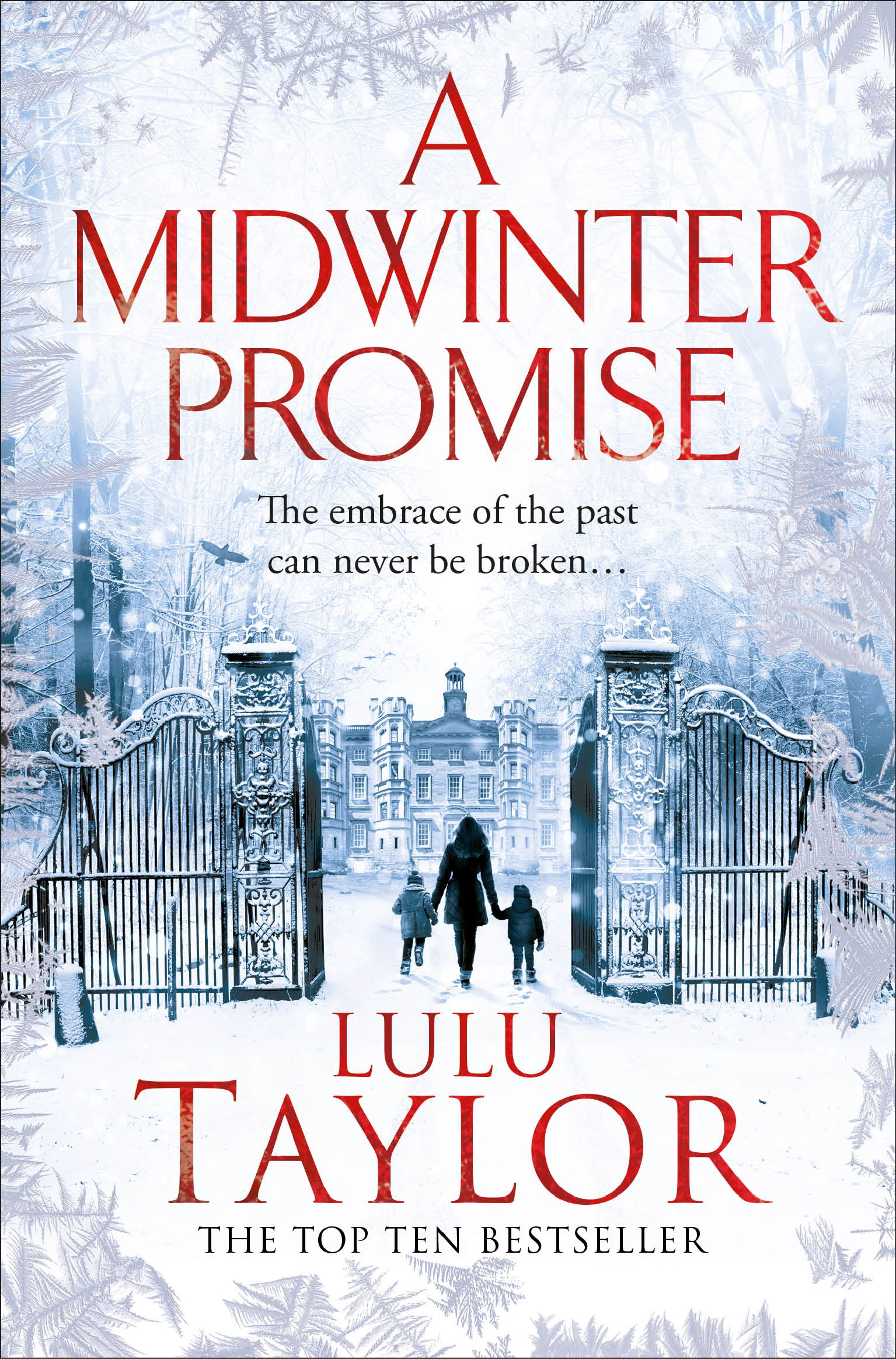 A Midwinter Promise Lulu Taylor new book novel cover